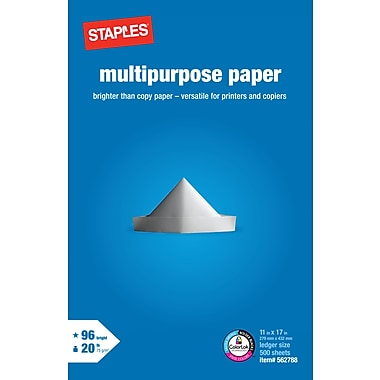 Staples Multipurpose Paper, 11