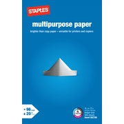 "Staples Multipurpose Paper, 11"" x 17"", Ream"
