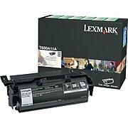 Lexmark T650 Black Standard Yield Toner Cartridge