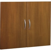 Bush® Westfield Collection Half Height Door Kit, Cafe Oak