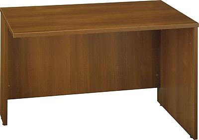 Bush Business Furniture Westfield 48W Return Bridge, Warm Oak (WC67524)