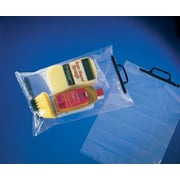 "10""W x 13""L 2.5 mil Staples Snap-Lock Handle Bags, 100/Case (698721)"