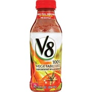 V8® 100% Vegetable Juice, 12 oz. Bottles, 12/Pack