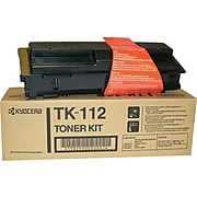Kyocera TK-112 Black Standard Yield Toner Cartridge