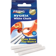 Prang® Hygieia® Chalk, White, 12/Pack