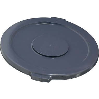 Rubbermaid® Brute Flat Lid, Grey