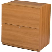 Bestar Executive Collection Lateral File, Cappuccino Cherry