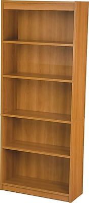 Bestar Executive Collection Bookcase, Cappuccino Cherry
