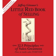 Little Red Book of Selling: 12.5 Principles of Sales Greatness CD