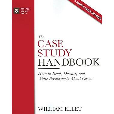 The Case Study Handbook