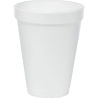 Dart® Insulated Foam Hot/Cold Cups, 12 oz., 1,000/Case