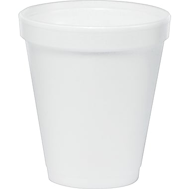 Dart® Insulated Foam Hot/Cold Cups, 8 oz., 25/Pack