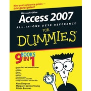 Microsoft Office Access 2007 All-In-One Desk Reference For Dummies