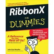 RibbonX For Dummies