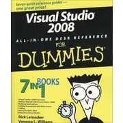Visual Studio 2008 All-In-One Desk Reference For Dummies