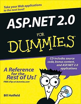 ASP.NET 2.0 For Dummies