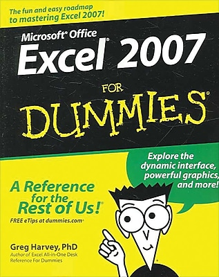 Microsoft Office Excel 2007 for Dummies