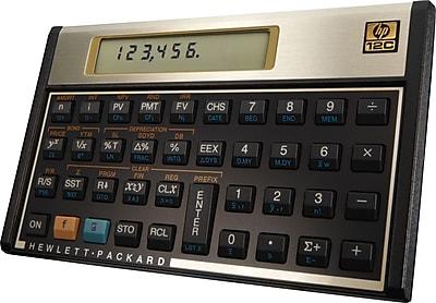 hp 12c programmable financial calculator staples rh staples com Hewlett-Packard 10-B hewlett packard 12c calculator user guide