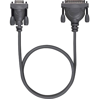 Belkin AT Serial Adapter Cable, 6'