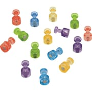 Quartet® Magnetic Push Pins