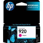 HP 920 Magenta Ink Cartridge (CH635AN)