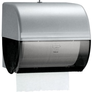 Kimberly-Clark Professional IN-SIGHT Omni Hardwound Paper Towel Dispenser, Smoke and Gray (09746)