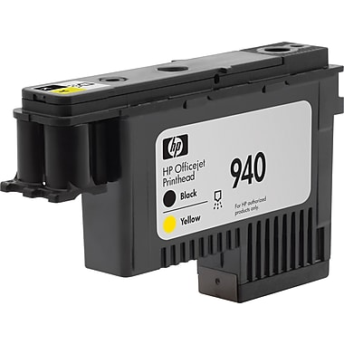 HP 940 Black and Yellow Printheads (C4900A)