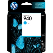 HP 940 Cartouche d'encre OfficeJet cyan d'origine (C4903AN)