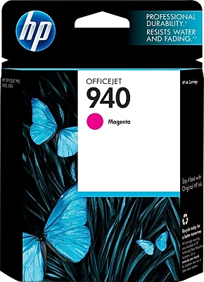 HP 940 Magenta Ink Cartridge (C4904AN)