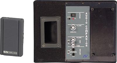 Amplivox Wireless Powered Dual Speaker