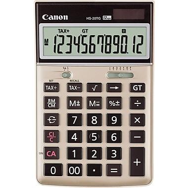Canon® HS-20TG Desktop Calculator