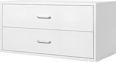 Foremost® Hold'ems Modular Cube Storage System, White 15