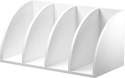 Foremost Hold'ems Modular Cube Storage System, White 30