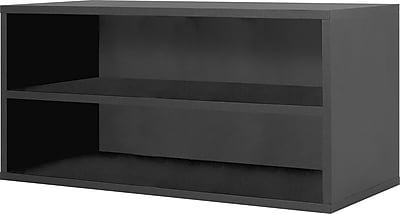 Foremost® Hold'ems Modular Cube Storage System, Black, 15