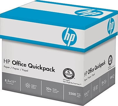 HP Office QuickPack™, 8 1/2