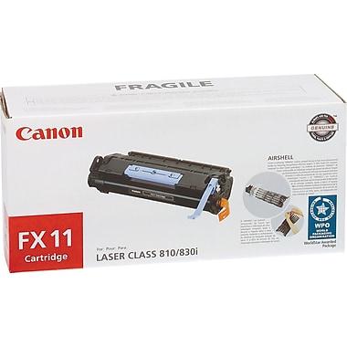 Canon FX-11 Black Toner Cartridge (1153B001)