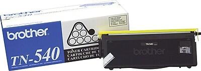 Brother Genuine TN540 Black Original Laser Toner Cartridge