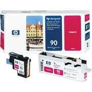 HP 90 Magenta Printhead and Cleaner (C5056A)