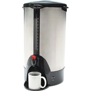 Coffee Proa Commercial Percolating Urn Coffee Brewer, 100 Cups