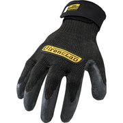 Ironclad® Cut Resistant Stainless Steel/Nylon-Mesh Gloves, X-Large, Black