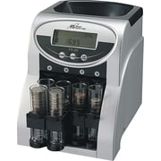 Royal Sovereign Digital Row Coin Sorter, Penny, Nickel, Dime, Quarter (FS-2D)