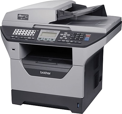 Brother MFC-8480dn Laser All-in-One Printer (MFC8480DN)