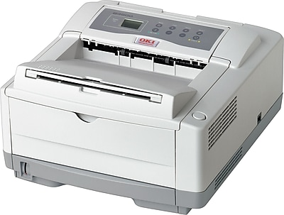 OKI® B4600 Single-Function Mono Laser Printer (62446501)