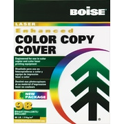 "Rochester Midland Enhanced Color Copy Cover, LETTER-size, 98 Brightness, 80 lbs., 8 1/2"" x 11"", 250 Sheets/Pk"