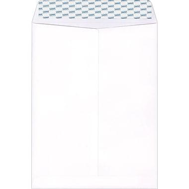 Staples EasyClose White Wove Catalog Envelopes