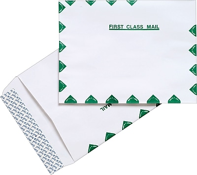 Staples EasyClose First-Class Catalog Envelopes, 9