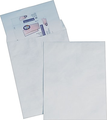 Quality Park® Tyvek® Jumbo Envelopes, 15x20