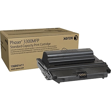 Xerox® 106R01411 Black Toner Cartridge