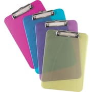 Staples® Translucent Clipboard