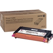 Xerox Phaser 6280 Magenta Toner Cartridge (106R01393), High Yield